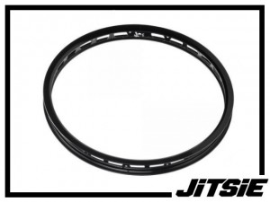 "VR-Felge 18"" Jitsie Single Wall 32mm (28 Loch) - schwarz"