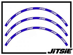 Felgensticker Jitsie - blau