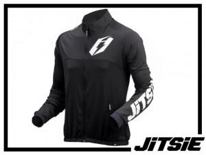 Jacke Jitsie Signal - schwarz XL