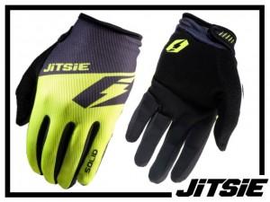 Handschuhe Jitsie G2 Solid - gelb M