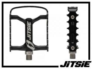 Pedale Jitsie Race Single Cage - Titan