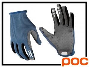 Handschuhe POC Enduro - cubane blue