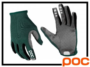Handschuhe POC Enduro - harf green