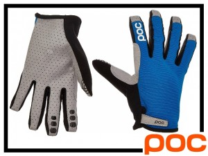Handschuhe POC Index Air adjustable - krypton blue