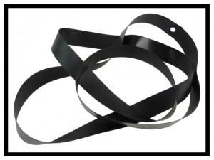"""Felgenband 26"""" / 26mm - schwarz"""