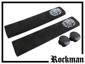 Lenkergriffe Rockman soft 2,5mm