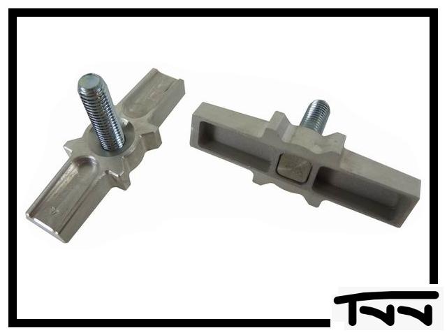 Belaghalter TNN Aluminium V-Brake