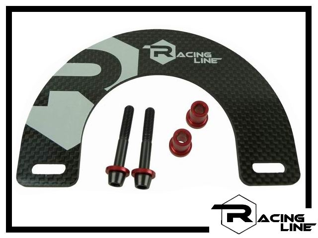 Brake Booster Racing Line Carbon 2-Loch