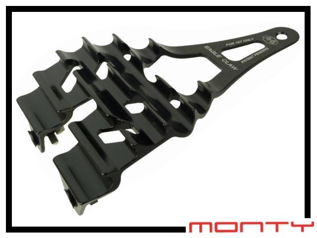 Unterschutzplatte Monty Eagle Claw 15T.