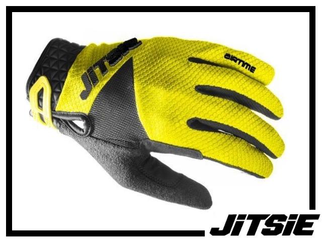 Handschuhe Jitsie Airtime - gelb XXL