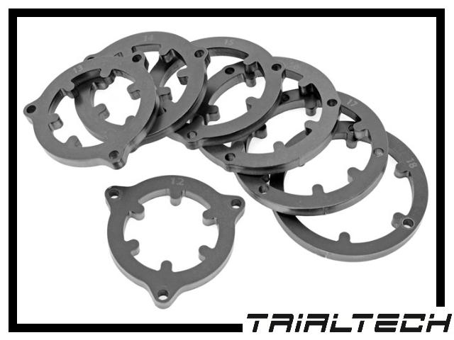 Trialtech Ritzelabzieher Werkzeug Adapter 15 Z.