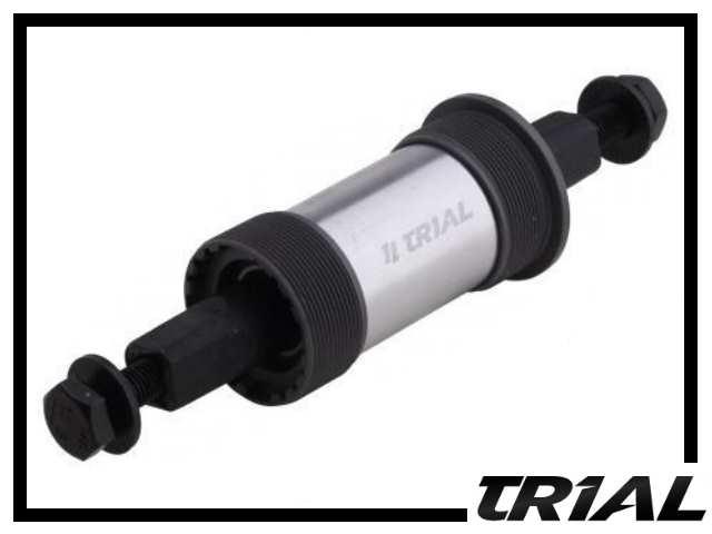 Tretlager Trial 4-Kant 124,5mm