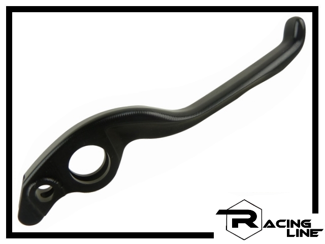 Racing Line Bremshebel Aluminium 6mm 4-Finger - schwarz