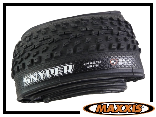 Reifen Maxxis Snyper 24 x 2.00 (Faltreifen)