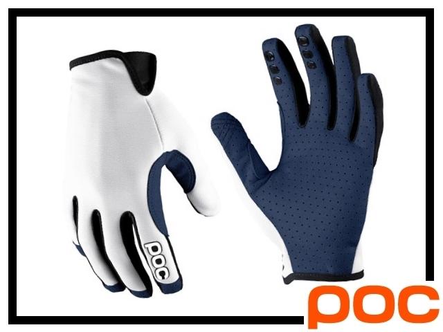 Handschuhe POC Index Air - hydrogen white M