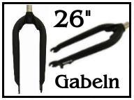 """Gabeln 26"""""""