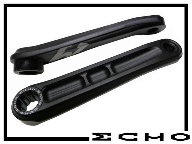 Kurbelpaar Echo TR ISIS 160mm
