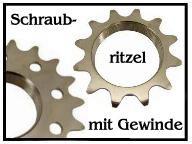Schraubritzel