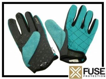 Handschuhe Fuse Prince - teal S