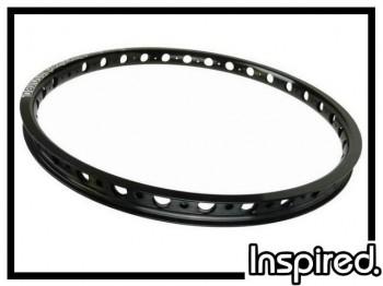 "Felge 26"" Inspired Team 36mm disk (32 Loch) - weiß"