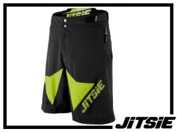 Short Jitsie Airtime - grün Kids XL
