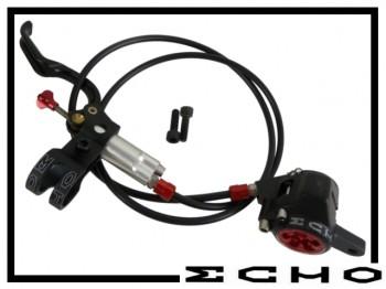 Echo TR VR-Scheibenbremse IS 180mm