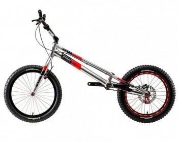"""Trial Bike 20"""" Jitsie Varial 1010mm DISC/HS Race"""