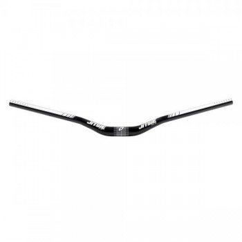Lenker Jitsie Riser 70cm / 86mm - schwarz