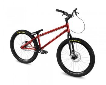 """Bike 24"""" Inspired Arcade Pro - rot"""