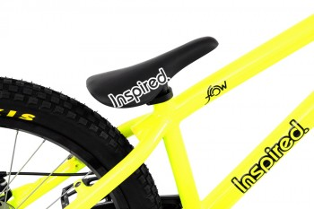"Bike 24"" Inspired Flow Plus - neongelb"