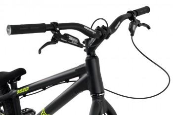 """Bike 24"""" Inspired Fourplay Pro - schwarz"""