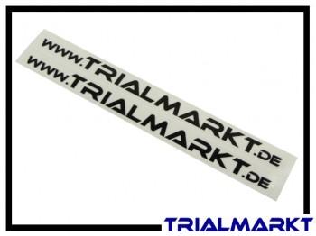Aufkleber www.Trialmarkt.de - Paar