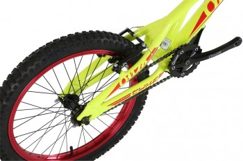 "Trial Bike 20"" Onza Tyke - gelb"