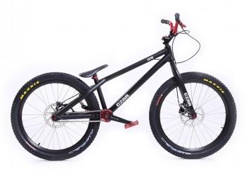 """Bike 24"""" Czar Ion Pro - schwarz"""