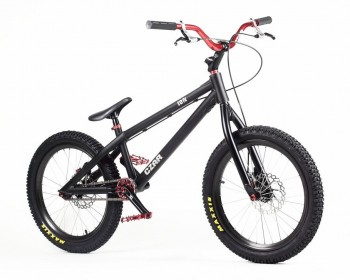 "Bike 20"" Czar Ion - grau"