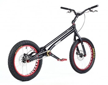 "Trial Bike 20"" Echo Mark VI Pro - schwarz"