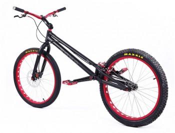 """Trial Bike 24"""" Echo Mark V - schwarz"""