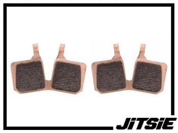 Bremsbeläge Jitsie Disc Magura MT5 - einteilig