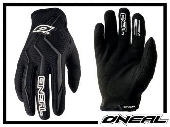 Kinderhandschuhe Oneal Element V2 - schwarz