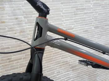 """Trial Bike 20"""" Rockman Ash V2 - grau"""
