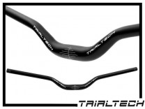 Lenker Trialtech High Riser - schwarz