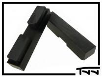 Ersatz-Bremsbeläge TNN ADM/ADV Black Pads