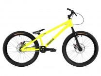"Bike 24"" Inspired Flow - neongelb"