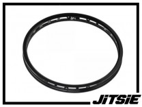 "HR-Felge 18"" Jitsie Single Wall 32mm (32 Loch) - schwarz"
