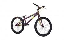 "Trial Bike 24"" Onza Zoot - maroon"