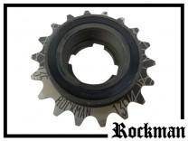 Freilaufritzel Rockman (135clicks) 18 Z.