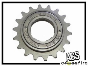 Freilaufritzel ACS Crossfire (30 clicks) 16 Z.