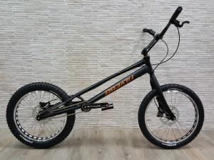 "Trial Bike 20"" Breath Yes Disc - schwarz"