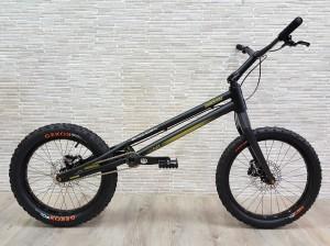 "Trial Bike 20"" Rockman Ash - schwarz"