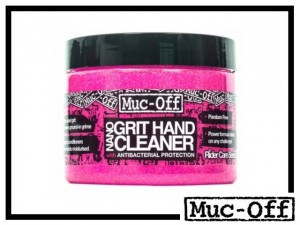 Muc-Off Nano Grit Handreiniger 500ml.